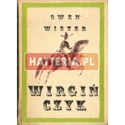 Owen Wister WIRGIŃCZYK [antykwariat]