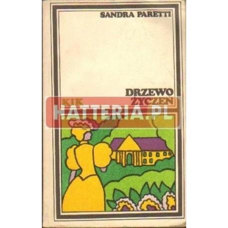 Sandra Paretti DRZEWO ŻYCZEŃ [antykwariat]