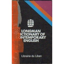 LONGMAN DICTIONARY OF CONTEMPORARY ENGLISH [antykwariat]