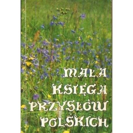 Stanisław Nyczaj (red.) MAŁA KSIĘGA PRZYSŁÓW POLSKICH [antykwariat]