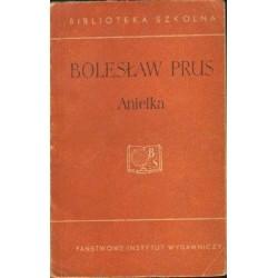 Bolesław Prus ANIELKA [antykwariat]