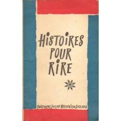 Nina Gubrynowicz HISTOIRES POUR RIRE [antykwariat]