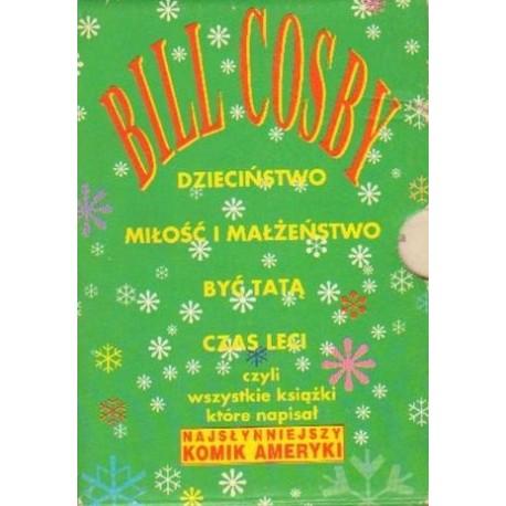 Bill Cosby DZIECIŃSTWO / MIŁOŚĆ I MAŁŻEŃSTWO / BYĆ TATĄ, CZAS LECI [antykwariat]