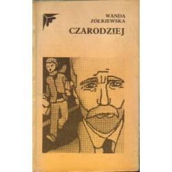 Wanda Żółkiewska CZARODZIEJ [antykwariat]