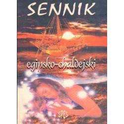 Halina Mozgała (red.) SENNIK EGIPSKO-CHALDEJSKI [antykwariat]