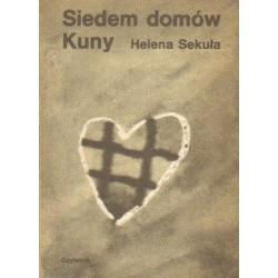 Helena Sekuła SIEDEM DOMÓW KUNY [antykwariat]