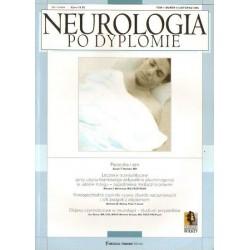 NEUROLOGIA PO DYPLOMIE. TOM 1 NR 6. LISTOPAD 2006 [antykwariat]
