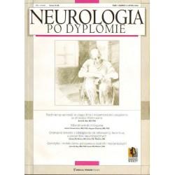 NEUROLOGIA PO DYPLOMIE. TOM 1 NR 4. LIPIEC 2006 [antykwariat]