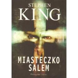 Stephen King MIASTECZKO SALEM [antykwariat]