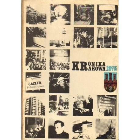 KRONIKA KRAKOWA 1975 [antykwariat]