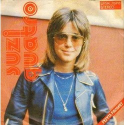 Suzi Quatro SHE'S IN LOVE WITH YOU / SPACE CADETS [płyta winylowa używana]