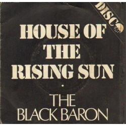 The Black Baron HOUSE OF THE RISING SUN / SMALL MISTRESS [płyta winylowa używana]