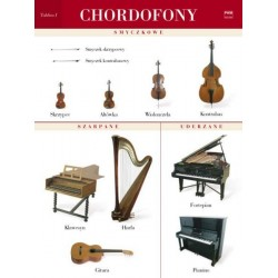 CHORDOFONY. TABLICA POMOCNICZA 1