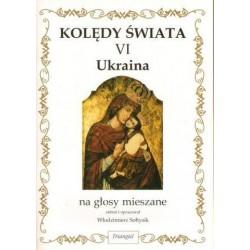 KOLĘDY ŚWIATA VI: UKRAINA. NA GŁOSY MIESZANE