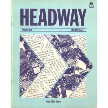 HEADWAY WORKBOOK INTERMEDIATE [antykwariat]