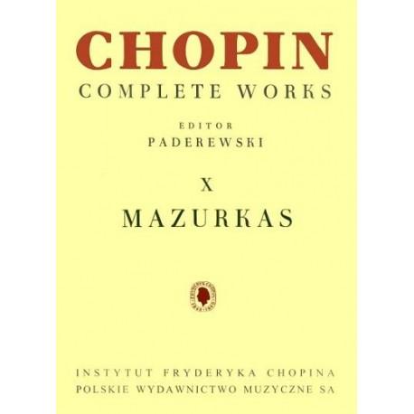 MAZURKI NA FORTEPIAN Fryderyk Chopin