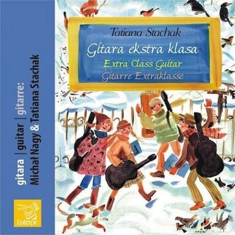 GITARA EKSTRA KLASA [1 CD] Tatiana Stachak