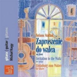 Tatiana Stachak ZAPROSZENIE DO WALCA [1 CD]