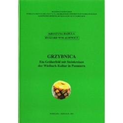 Krystyna Hahuła, Ryszard Wołągiewicz GRZYBNICA: EIN GRABERFELD MIT STEINKREISEN DER WIELBARK-KULTUR IN POMMERN