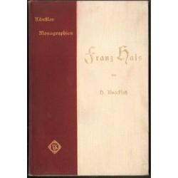 Hermann Knackfuss KUNSTLER MONOGRAPHIEN NR 12: FRANZ HALS [antykwariat]