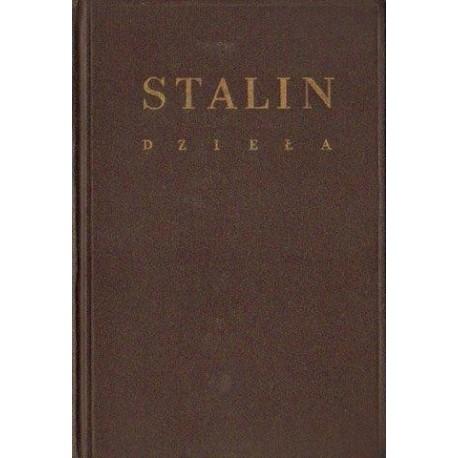 J. W. Stalin DZIEŁA. TOM 2: 1907-1913 [antykwariat]