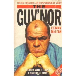 Lenny McLean THE GUV'NOR [antykwariat]
