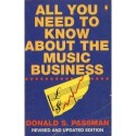Donald S. Passman ALL YOU NEED TO KNOW ABOUT THE MUSIC BUSINESS [antykwariat]