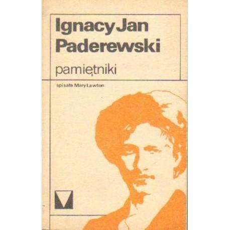 Ignacy J. Paderewski PAMIĘTNIKI. TOM 1-2 [antykwariat]