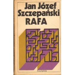 Jan Józef Szczepański RAFA [antykwariat]