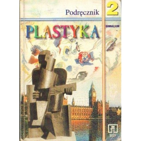 Stanisław K. Stopczyk PLASTYKA. PODRĘCZNIK DLA KL. 2 GIMNAZJUM [antykwariat]