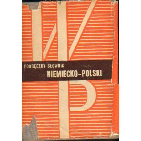 Paweł Kalina PODRĘCZNY SŁOWNIK NIEMIECKO-POLSKI [antykwariat]