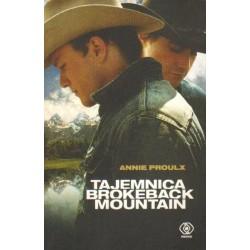 Annie Proulx TAJEMNICA BROKEBACK MOUNTAIN [antykwariat]