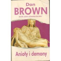 Dan Brown ANIOŁY I DEMONY [antykwariat]