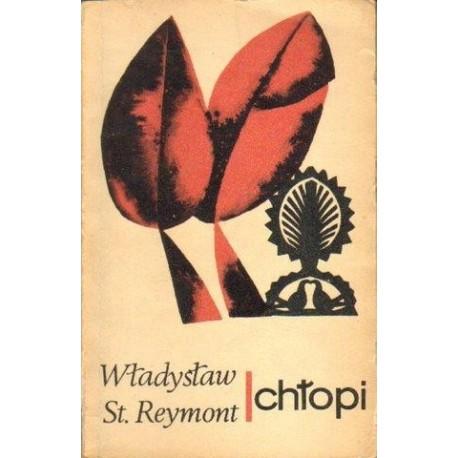 Władysław St. Reymont CHŁOPI. 4 TOMY [antykwariat]