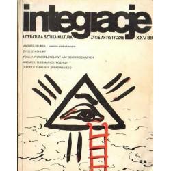 INTEGRACJE XXV/89 [antykwariat]