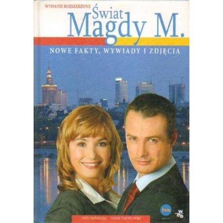 ŚWIAT MAGDY M. NOWE FAKTY WYWIADY I ZDJĘCIA [antykwariat]