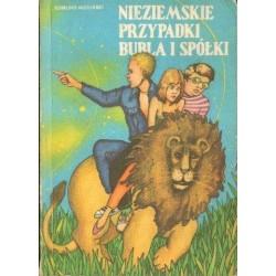 Edmund Niziurski NIEZIEMSKIE PRZYPADKI BUBLA I SPÓŁKI [antykwariat]