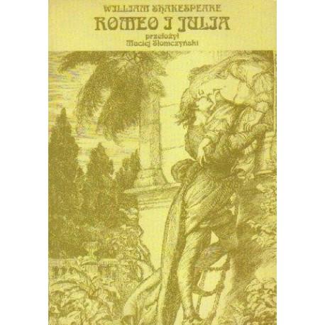 William Shakespeare ROMEO I JULIA [antykwariat]