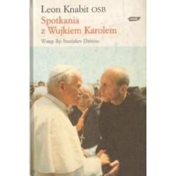 Leon Knabit OSB SPOTKANIA Z WUJKIEM KAROLEM [antykwariat]
