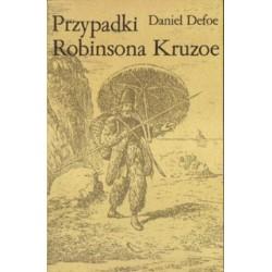 Daniel Defoe PRZYPADKI ROBINSONA KRUZOE [antykwariat]