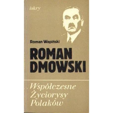 Roman Wapiński ROMAN DMOWSKI [antykwariat]