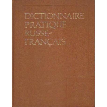 G. Dontchenko, H. Metlov DICTIONNAIRE PRATIQUE RUSSE-FRANCAIS [antykwariat]