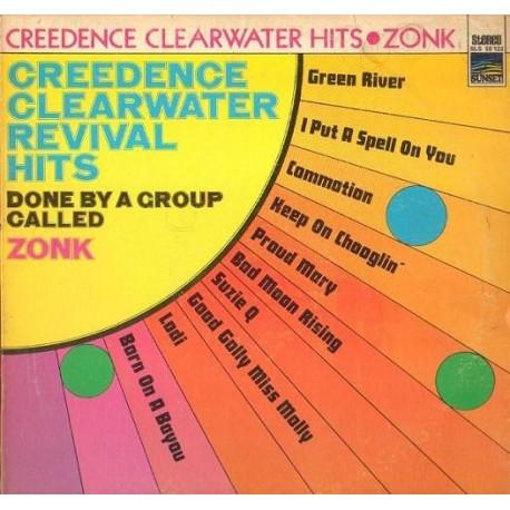 Zonk CREEDENCE CLEARWATER HITS [płyta winylowa używana]