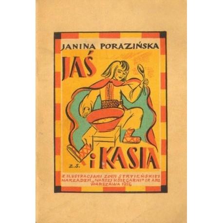 Janina Porazińska JAŚ I KASIA [antykwariat]