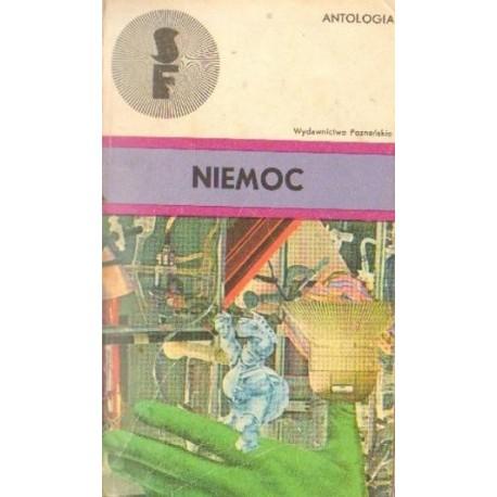NIEMOC. ANTOLOGIA OPOWIADAŃ SCIENCE FICTION [antykwariat]