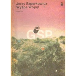 Jerzy Szperkowicz WYSPA WOJNY [antykwariat]