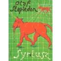 Olaf Stapledon SYRIUSZ [antykwariat]