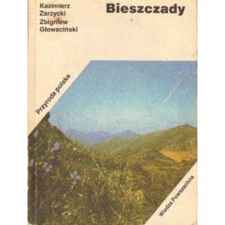 Kazimierz Zarzycki, Zbigniew Głowaciński BIESZCZADY. PRZYRODA POLSKA [antykwariat]