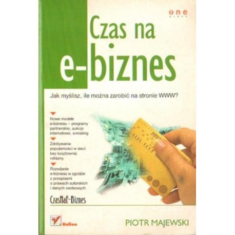 Piotr Majewski CZAS NA E-BIZNES [antykwariat]