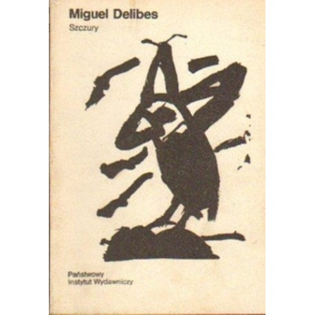 Miguel Delibes SZCZURY [antykwariat]